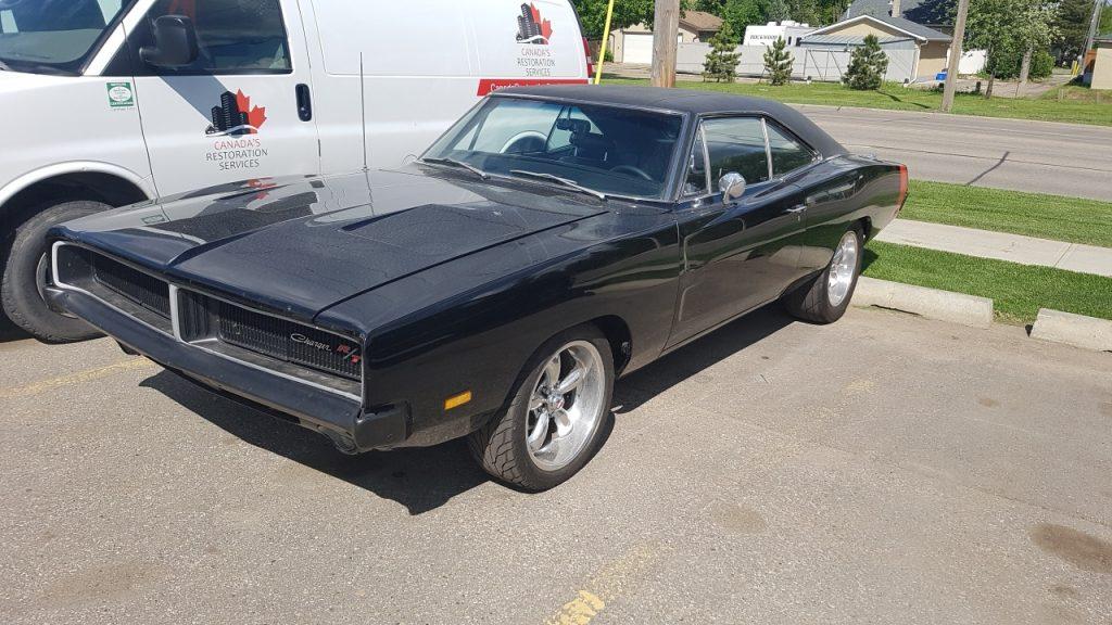 classic car body restoration Edmonton