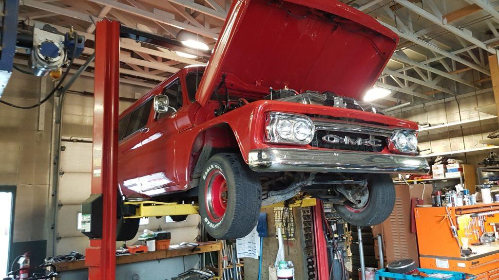 vintage car parts Edmonton