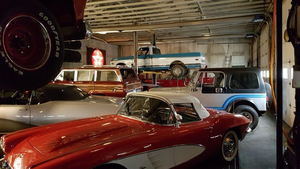 classic car specialist Edmonton