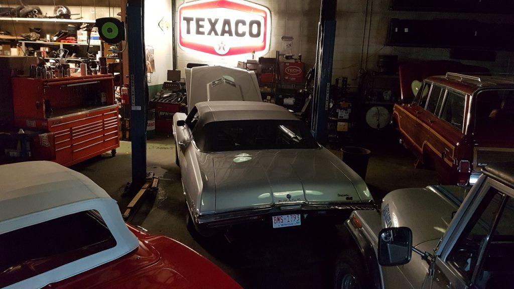 vehicle restoration shops Edmonton