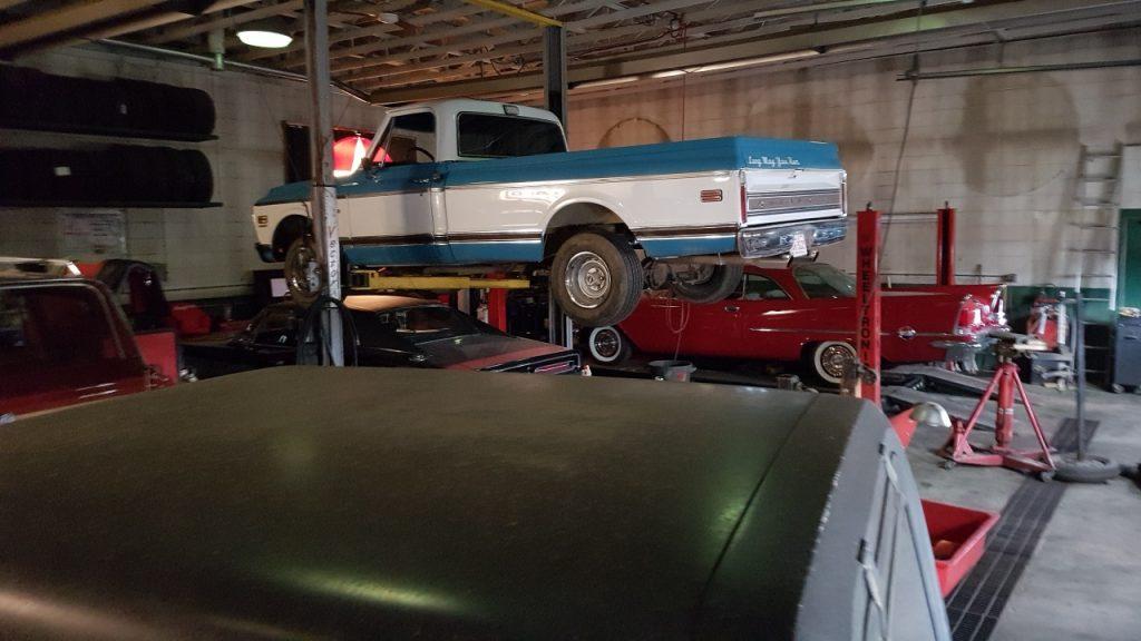 auto repair Edmonton