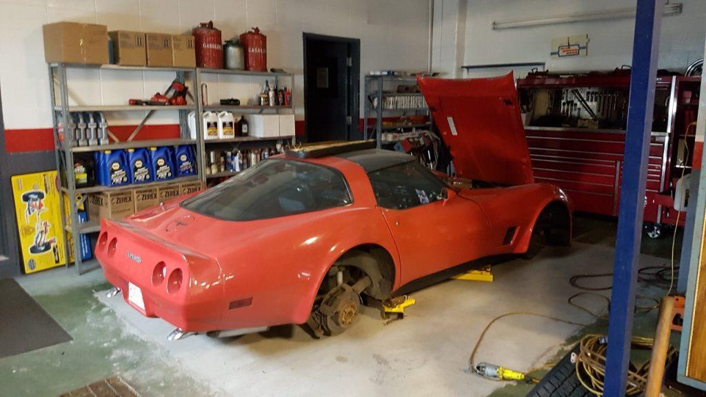 auto paint restoration Edmonton