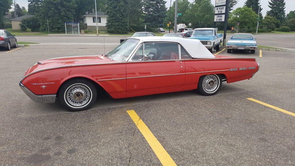 vintage auto repair Edmonton