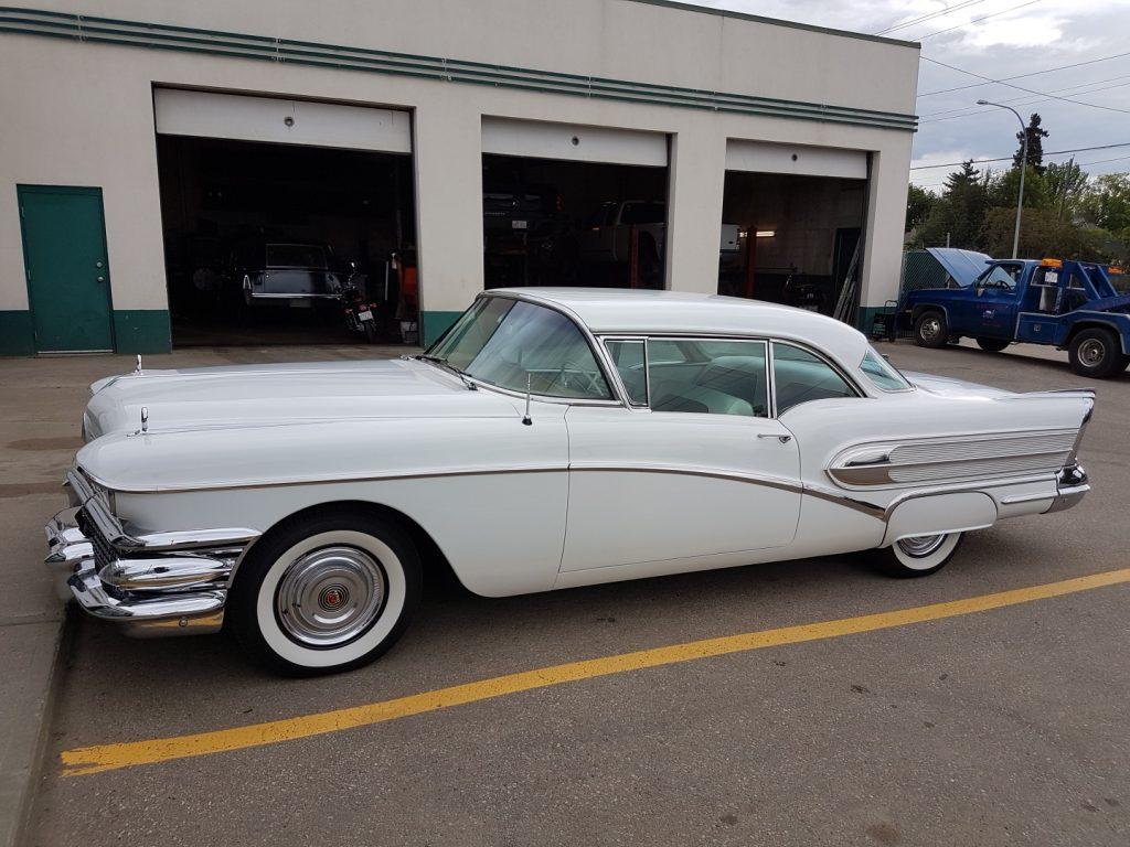 car restoration Edmonton