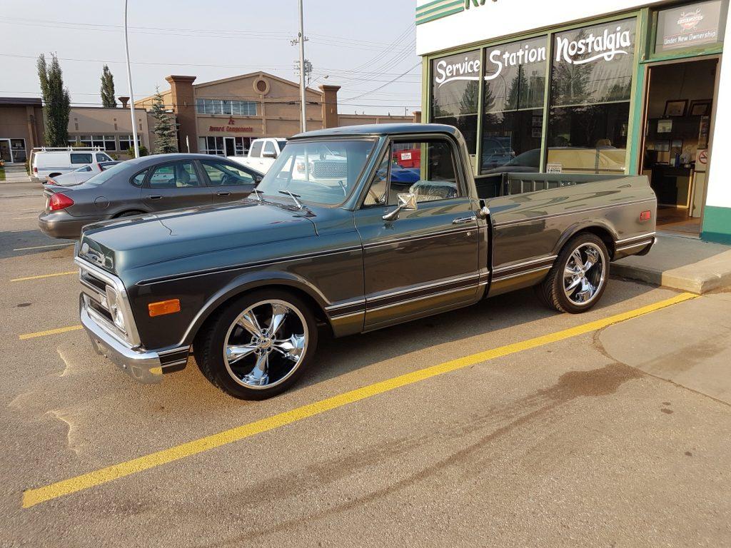 classic truck shop Edmonton