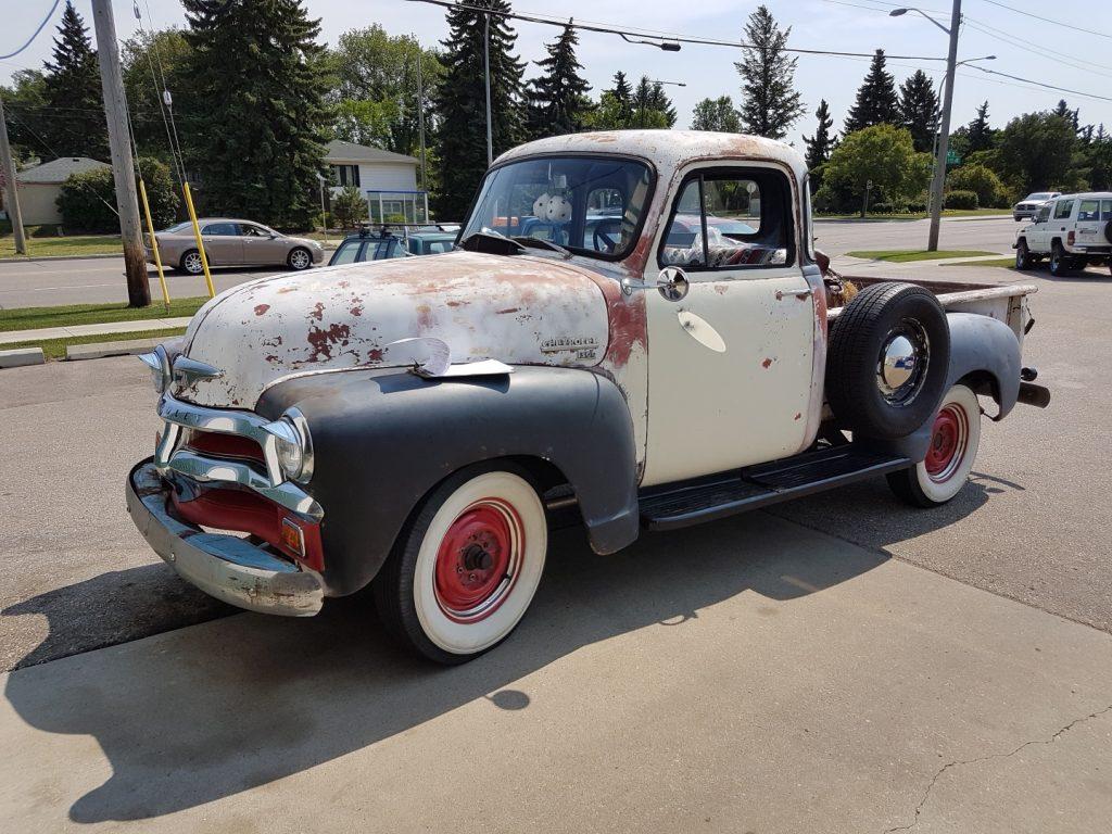 classic trucks Edmonton
