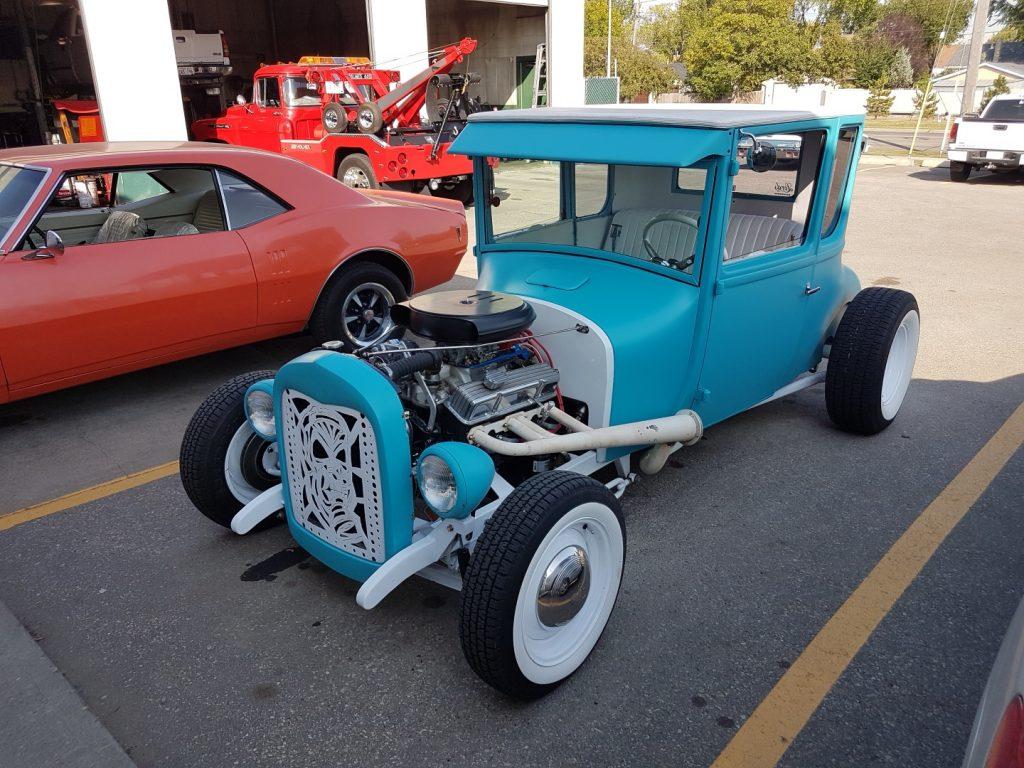 restore a muscle car Edmonton