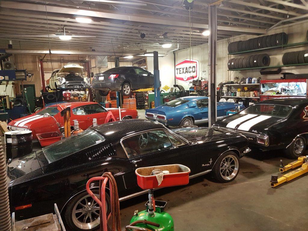 auto mechanic Edmonton